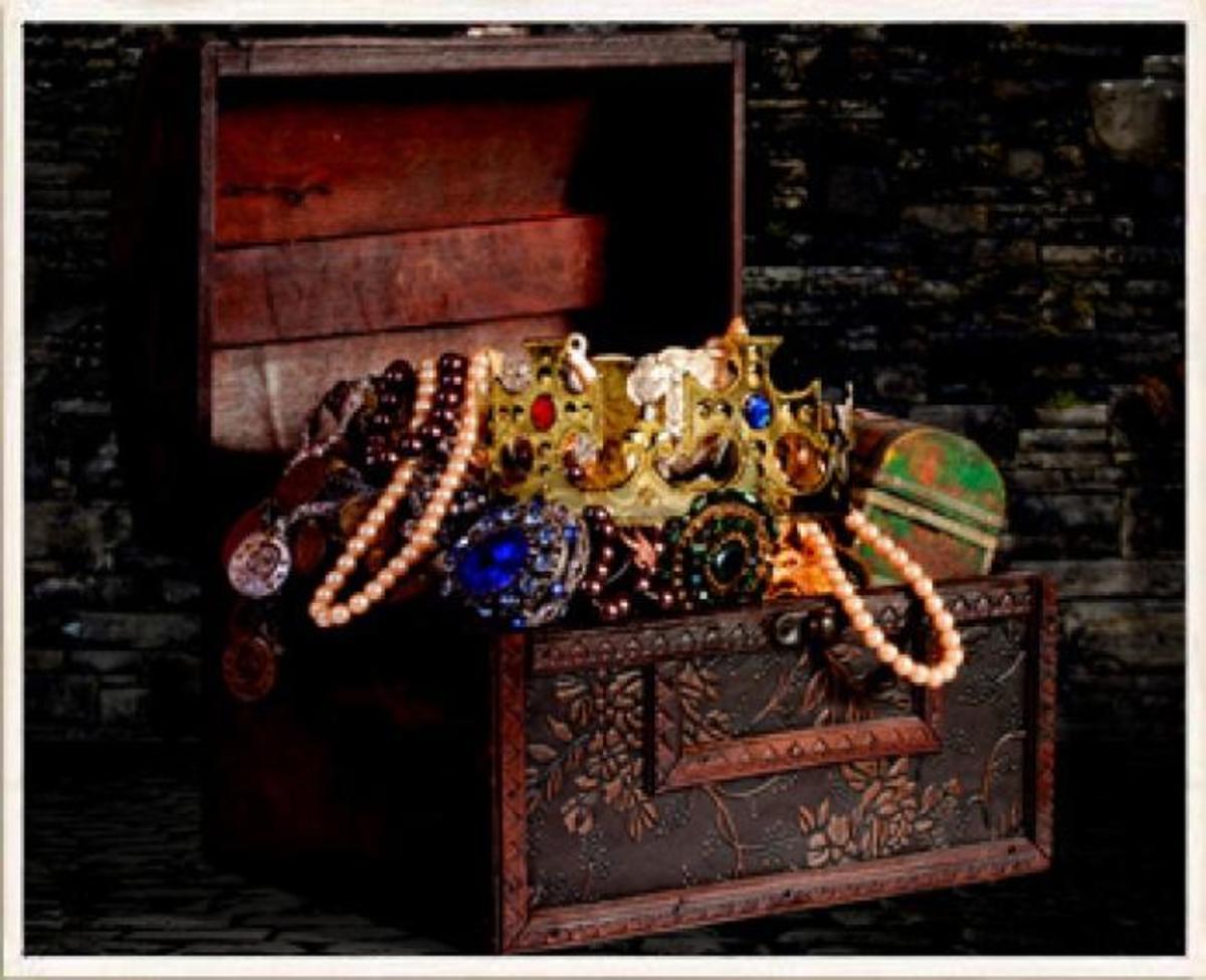 King John's Lost Treasure