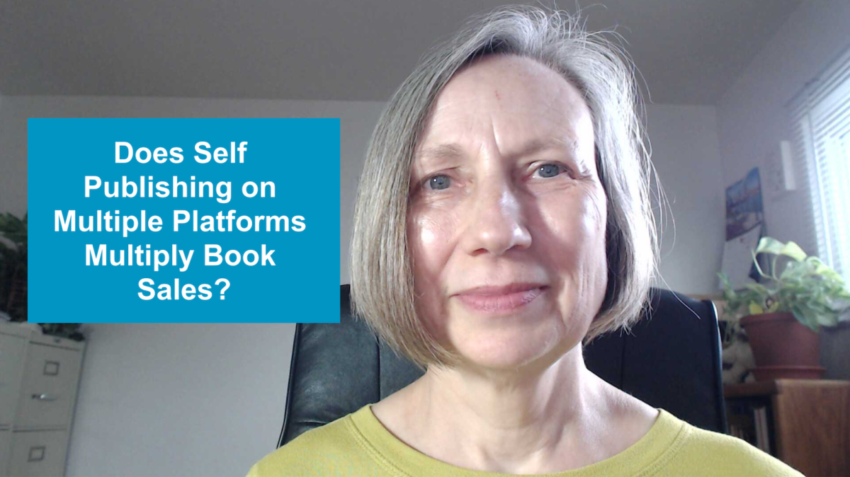 Does publishing your book on multiple platforms boost overall sales?