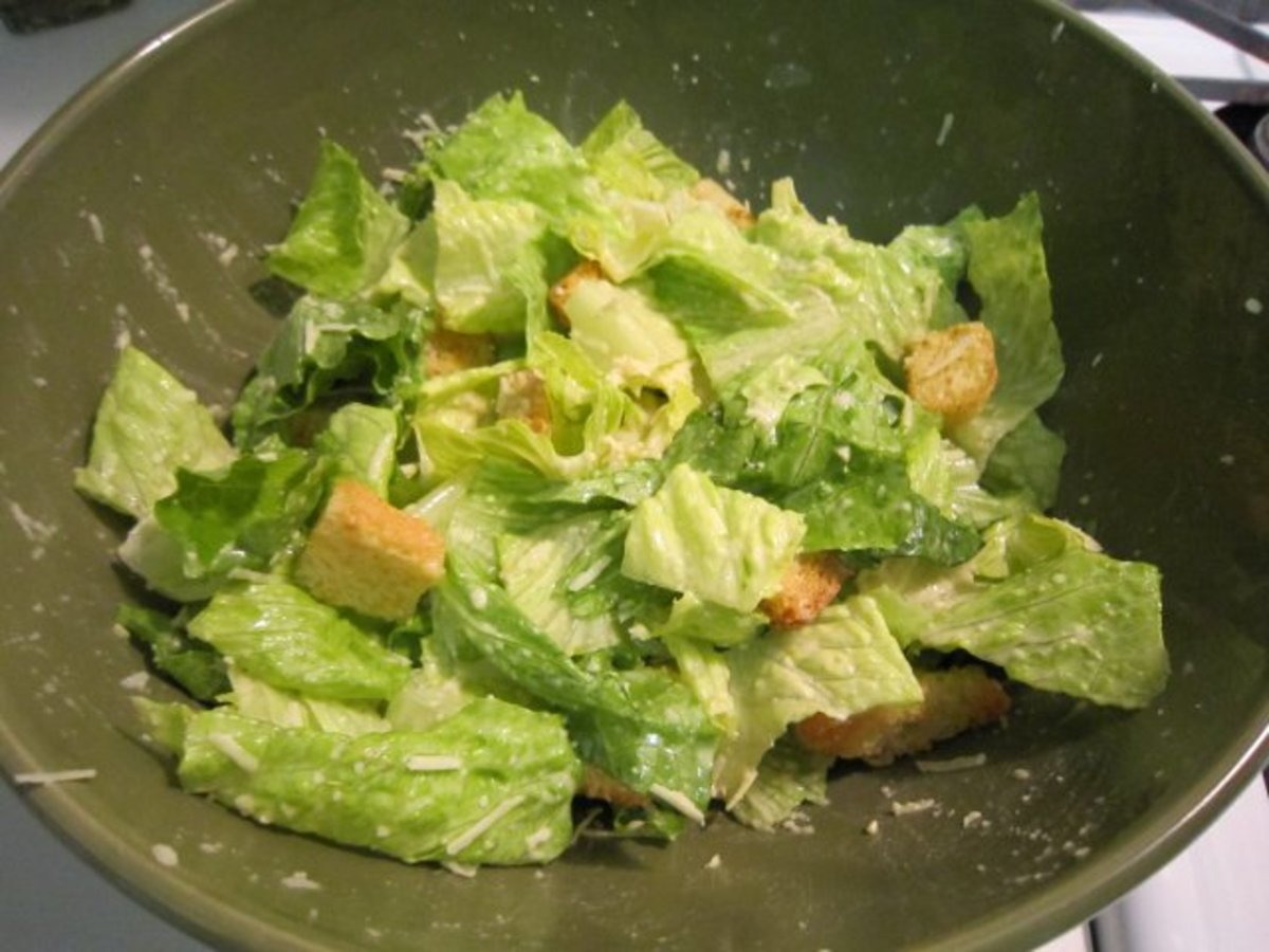 Who Invented the Caesar Salad?