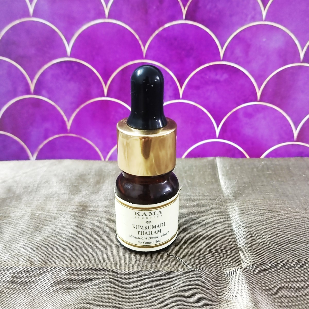 kama-ayurveda-kumkumadi-miraculous-beauty-fluid-ayurvedic-night-serum-review
