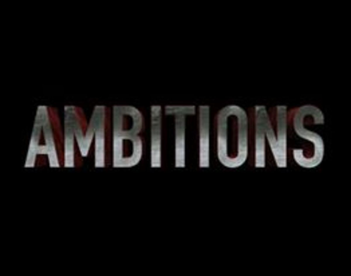 Ambitions is the cop drama series that Kei LaGuins has a part in as an actress.