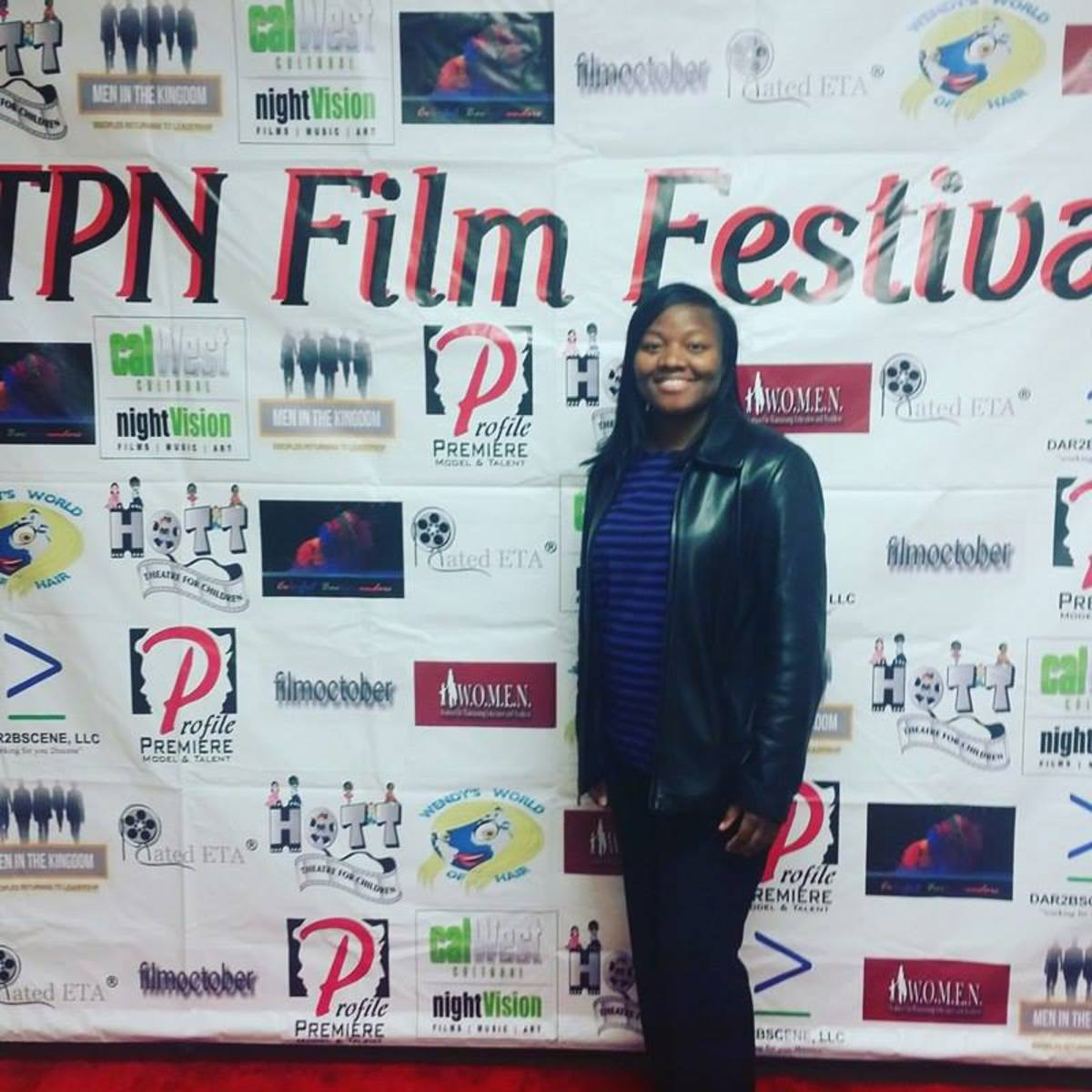 Kei at the TPN Film Festival and Awards in 2015.