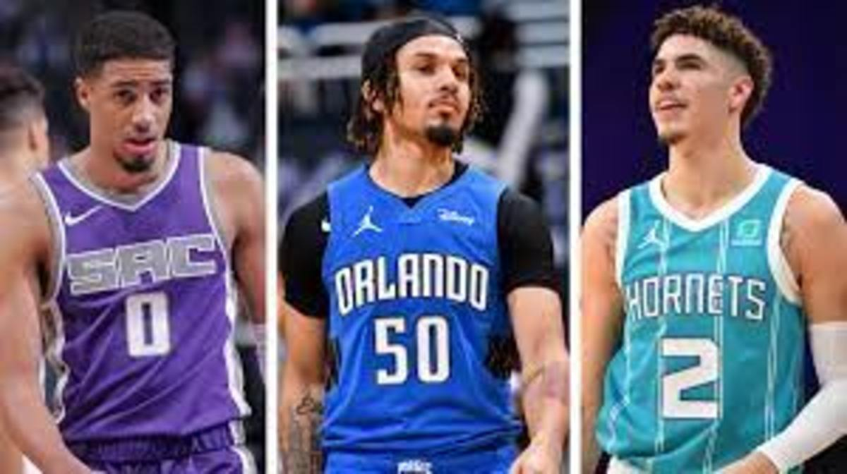 The NBA saw some talented rookies and younger players really showcase their talent this season.