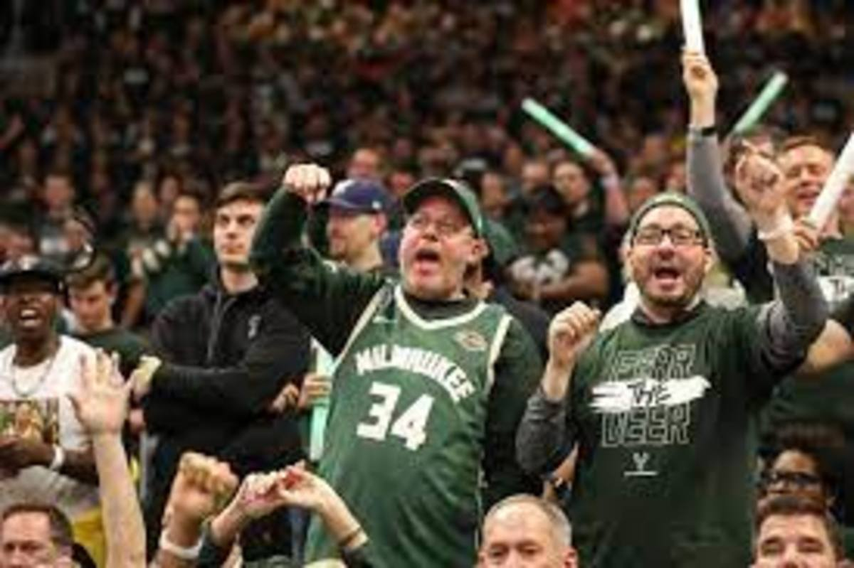 Fans returned after a NBA Playoffs involving the bubble