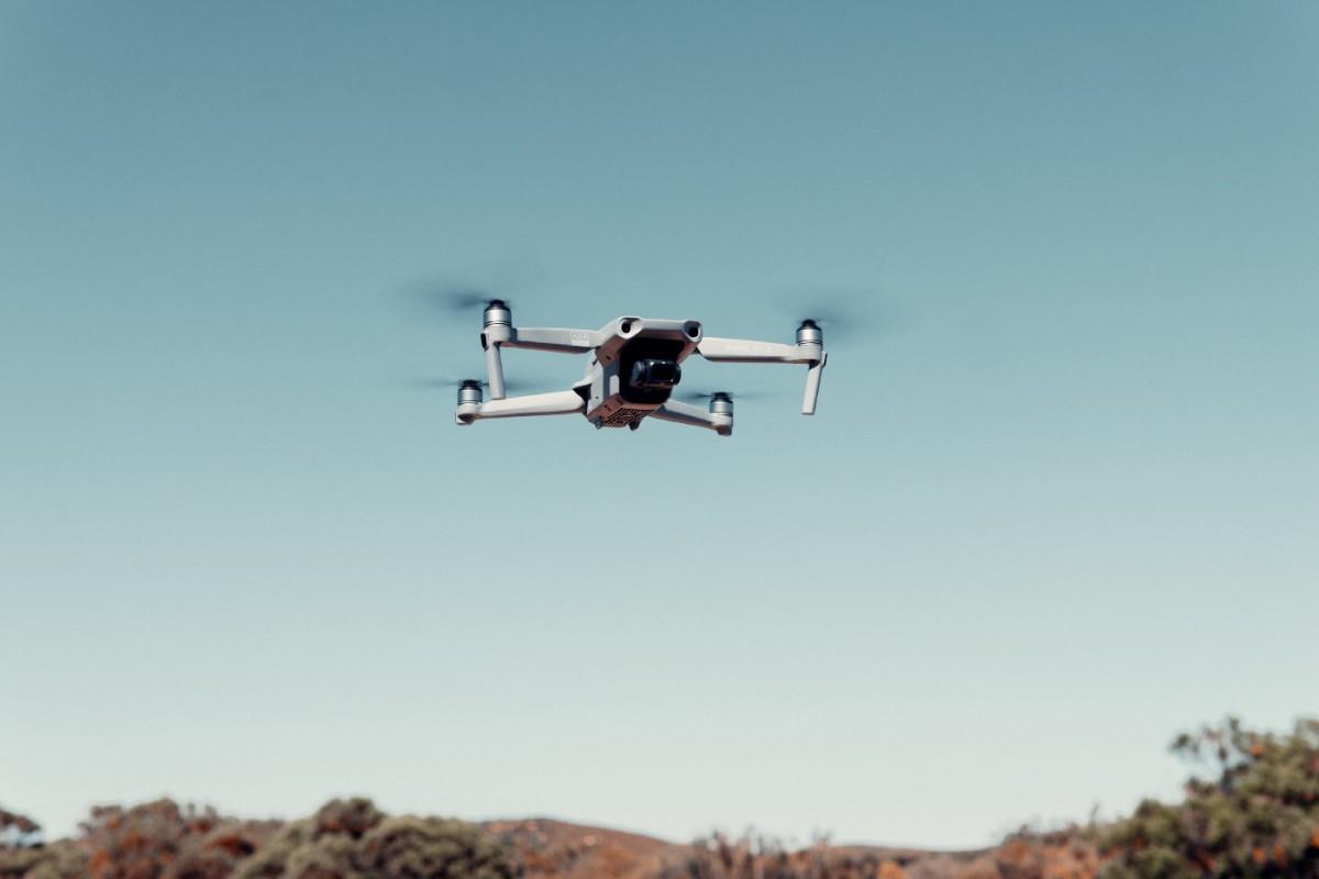 Autonomous Drones Are Here