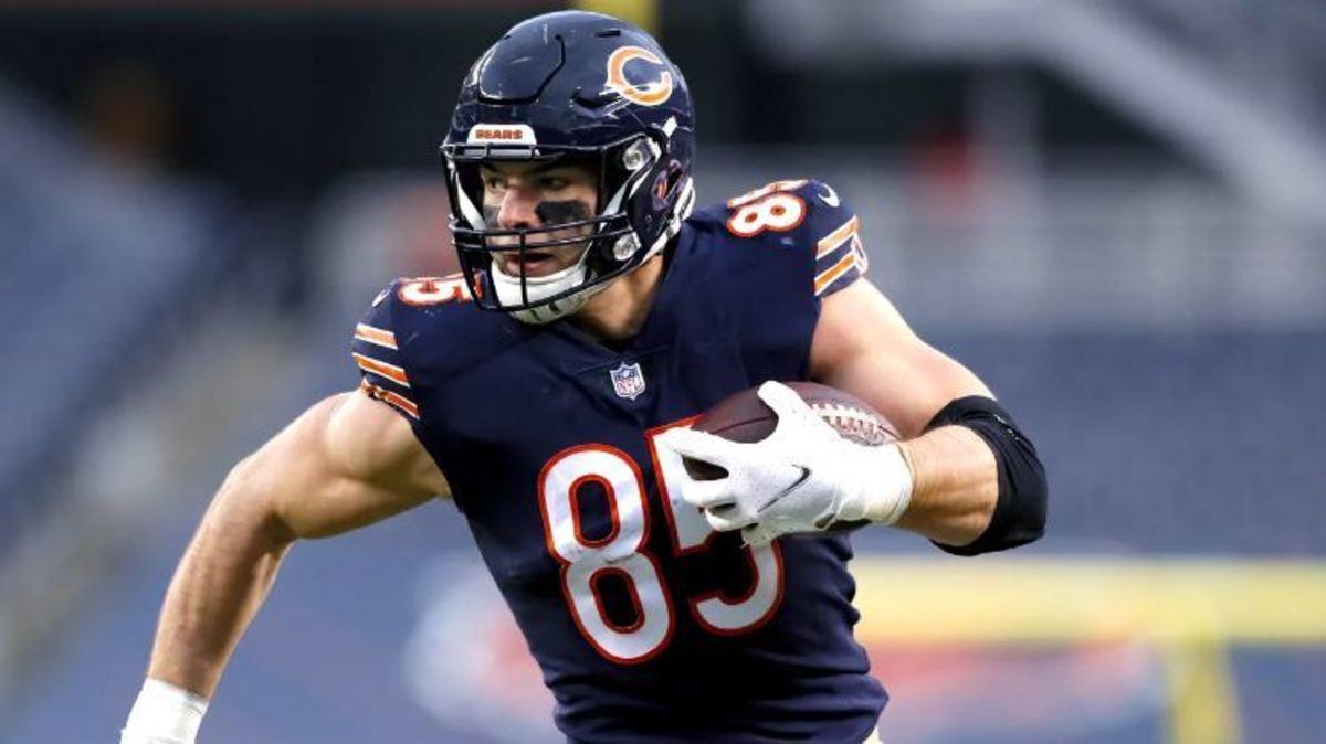 Cole Kmet, TE, Chicago Bears
