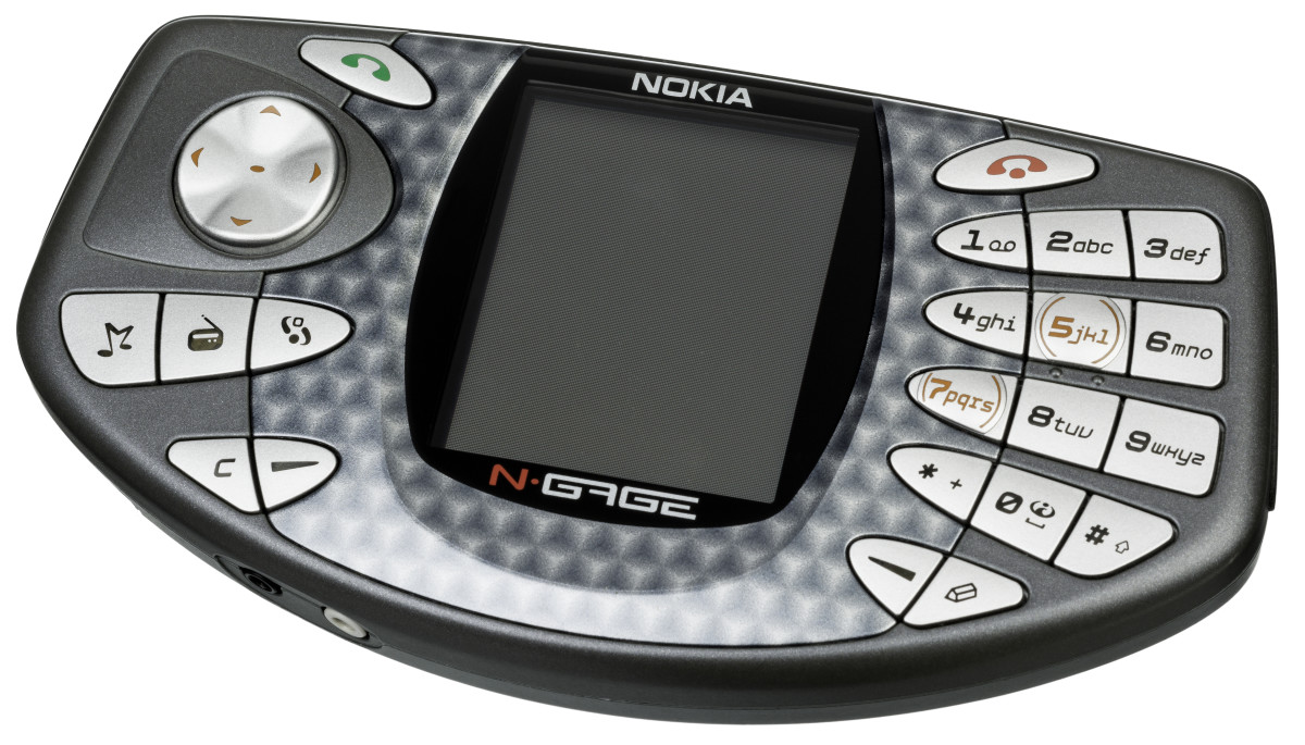 The Nokia N-Gage line marked the start of the integration of handheld gaming into mobile devices