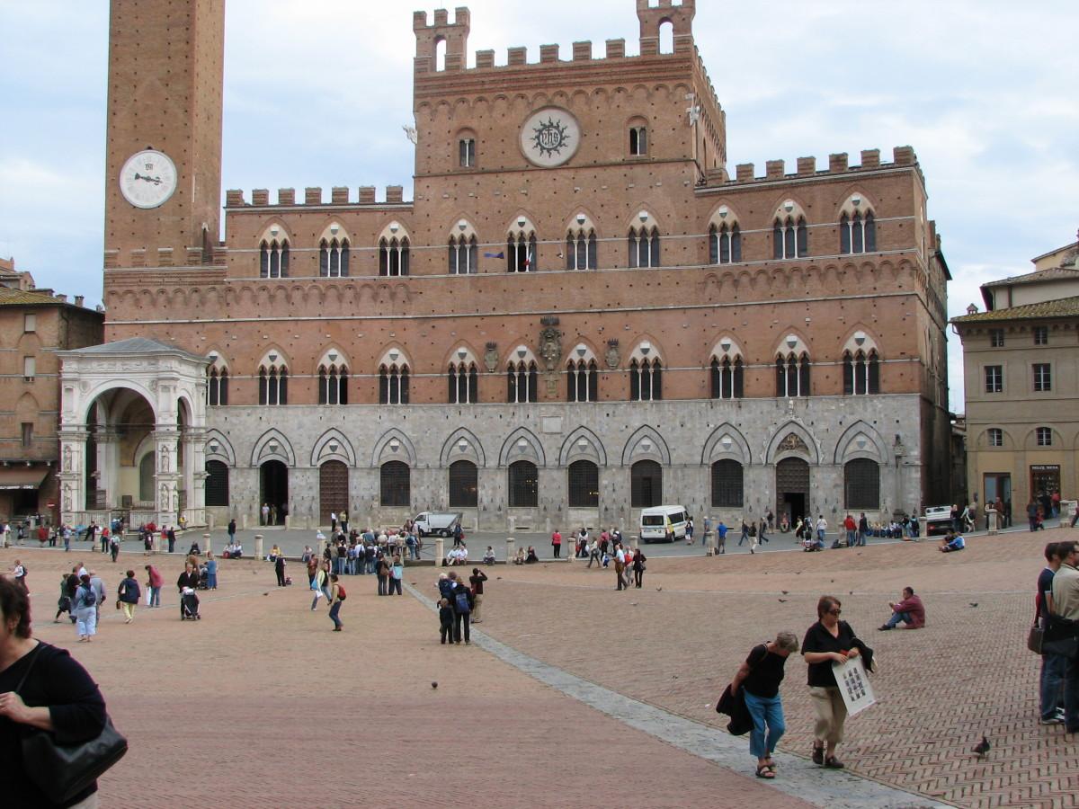 Public Palace of Siena