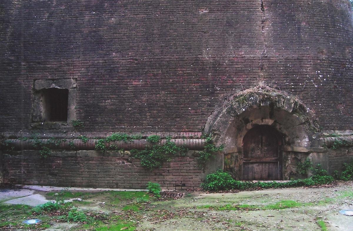 Old wall of Siena