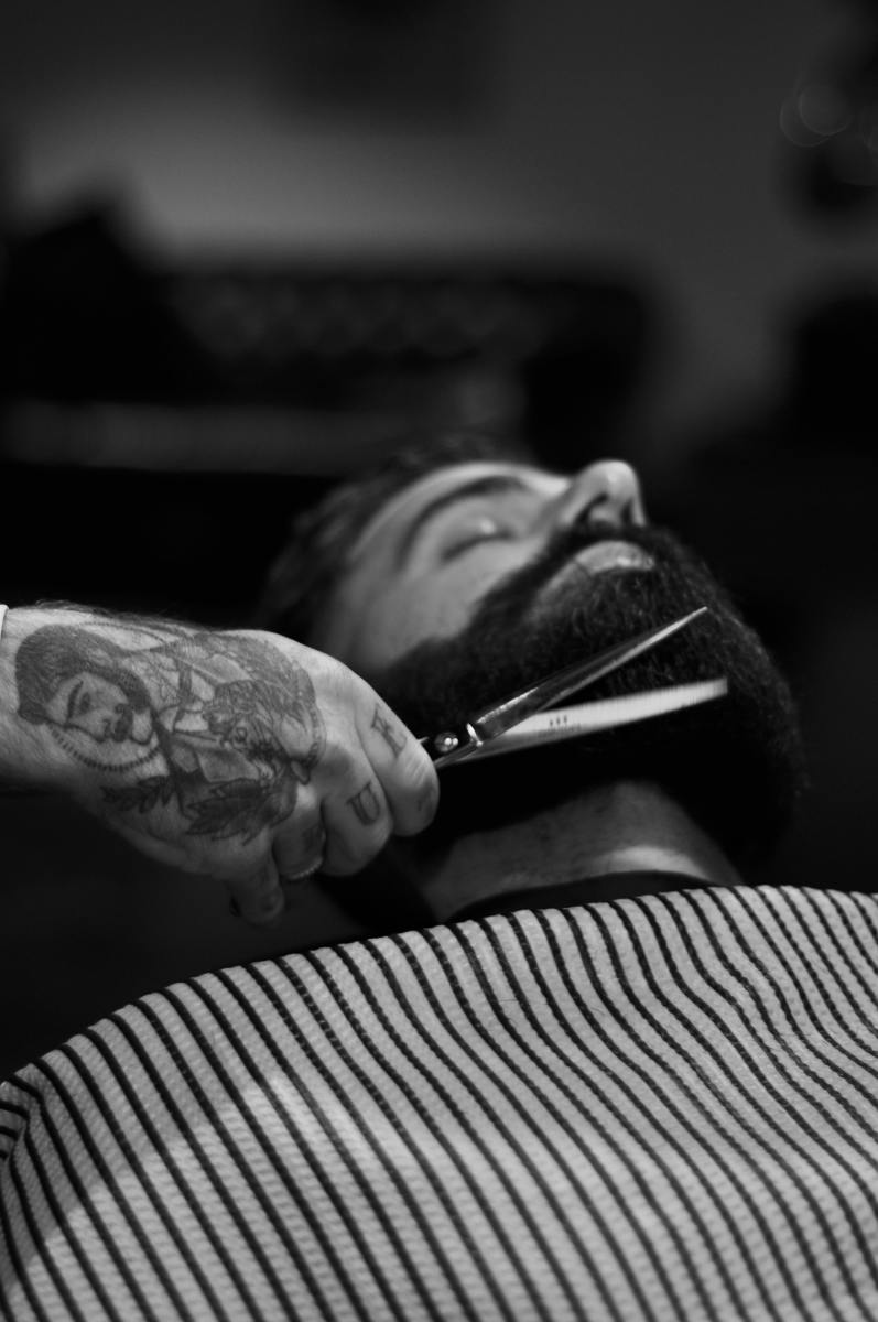 You can learn so much from barbers.