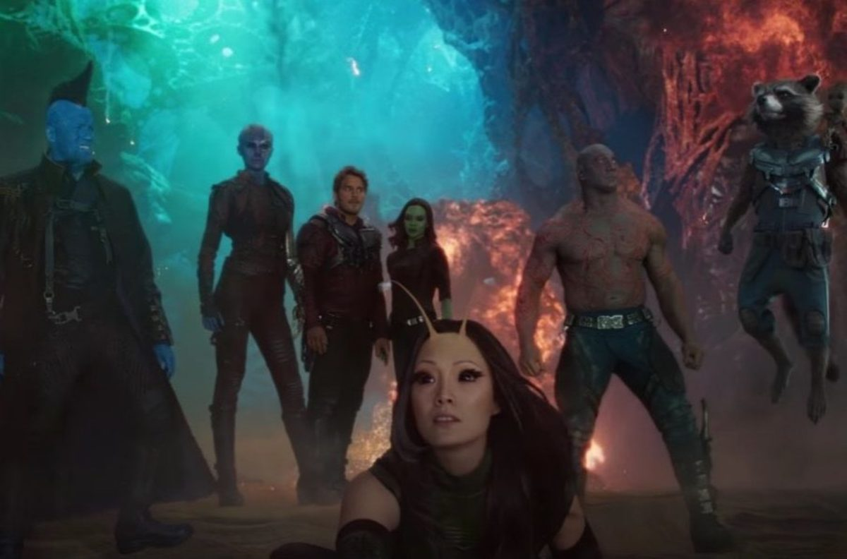 Marvel's wonderfully off-kilter 'Guardians Of The Galaxy' is a welcome antidote to the flurry of usual superhero films.