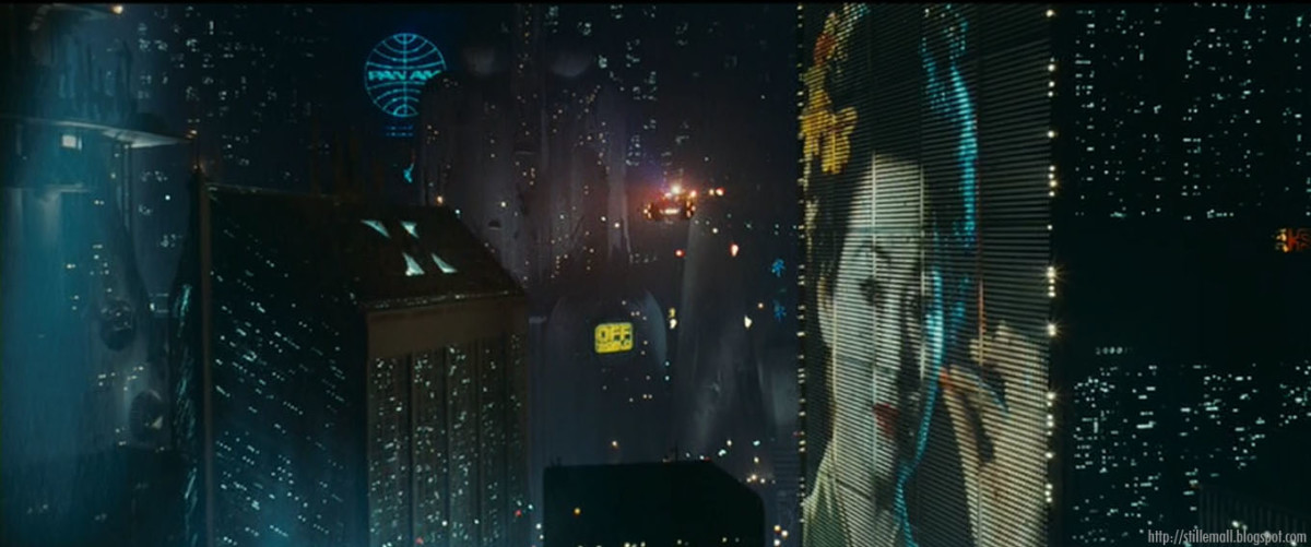 The stunning visuals of 'Blade Runner' are only part of what makes it such a great sci-fi film.