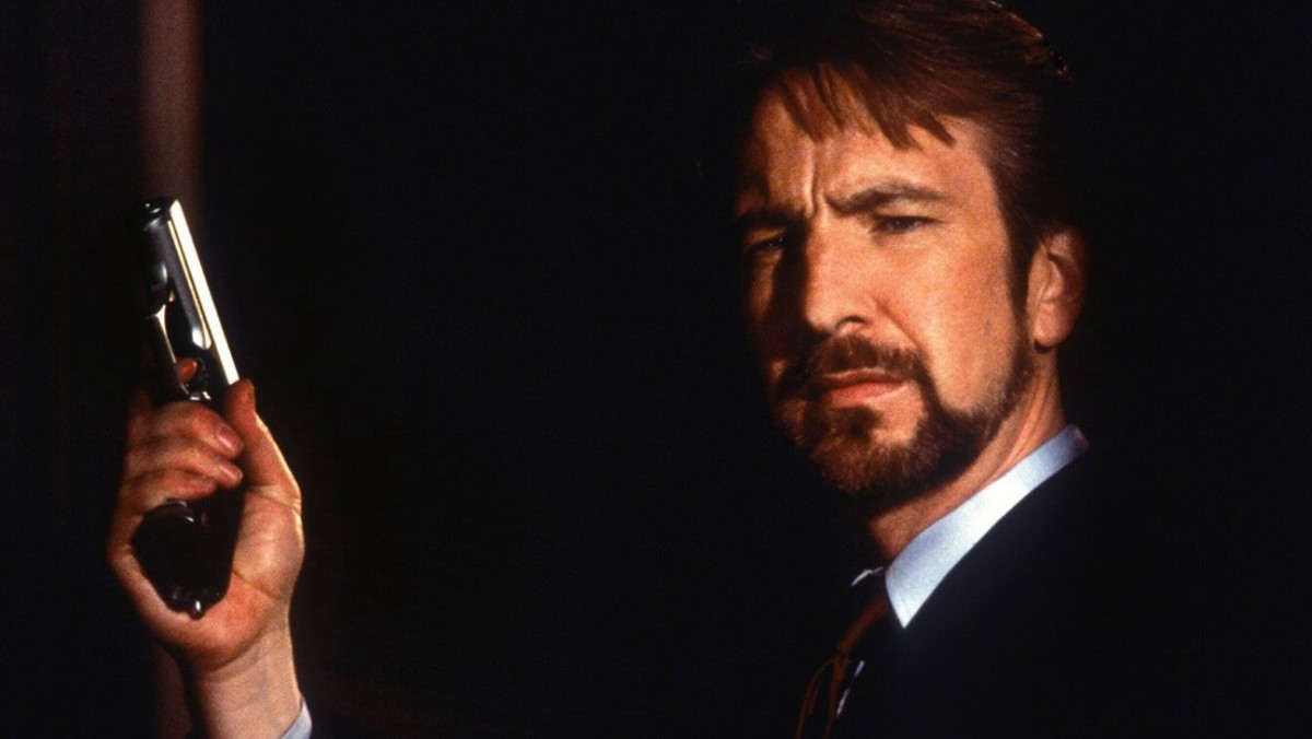 Alan Rickman's cinematic debut as the effortlessly charismatic Hans Gruber helps elevate 'Die Hard' above countless other action movies.