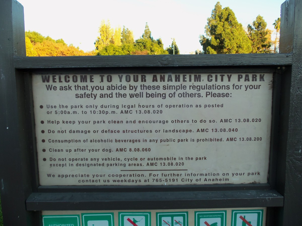- Welcome to Twila Reid Park -