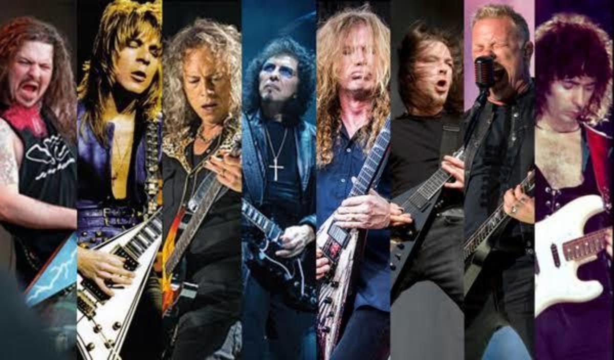 Best Guitar Solos In Metal Music