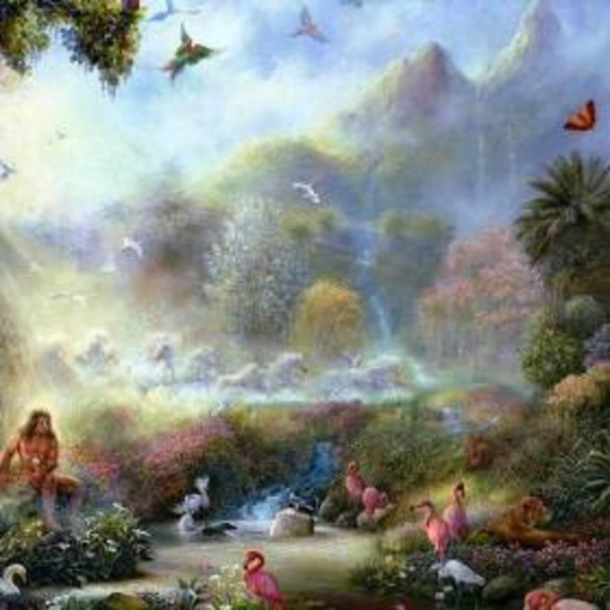 Edenic Bliss