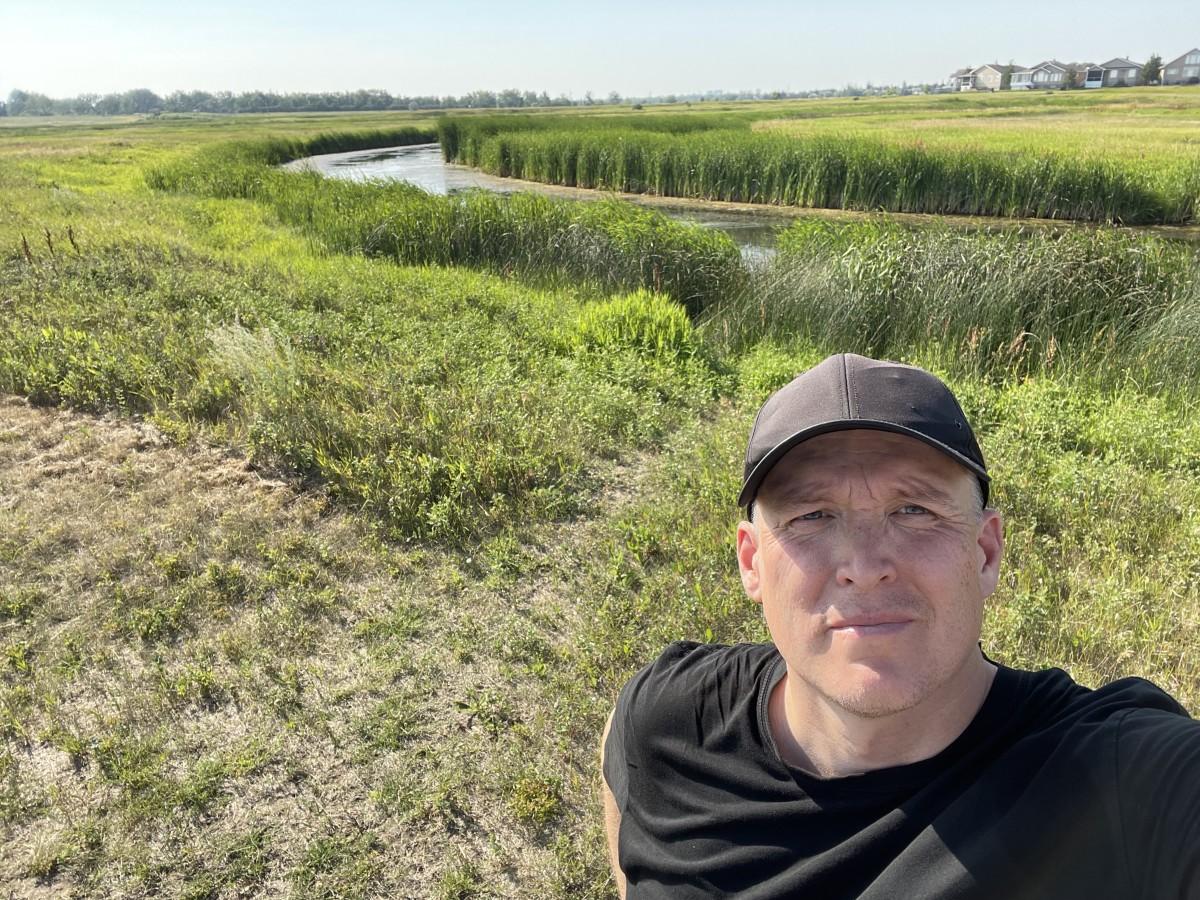 Photo taken in Regina's McKell Wascana Conservation Area.