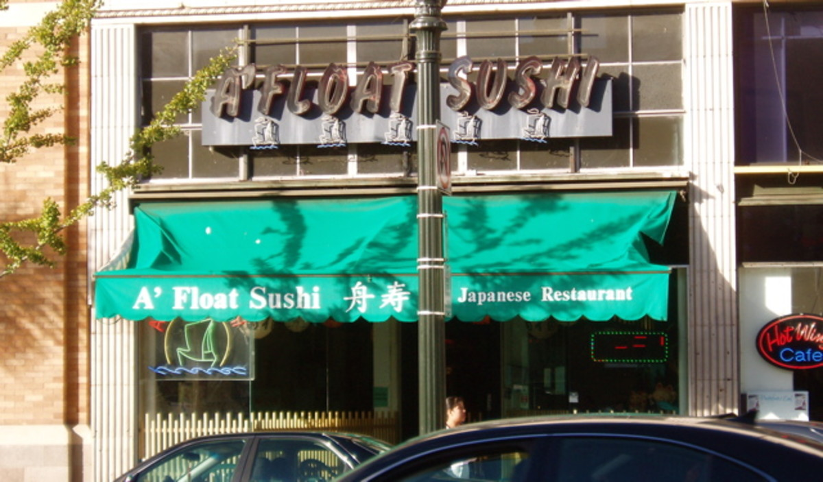 Great Sushi Restaurant in Pasadena, CA