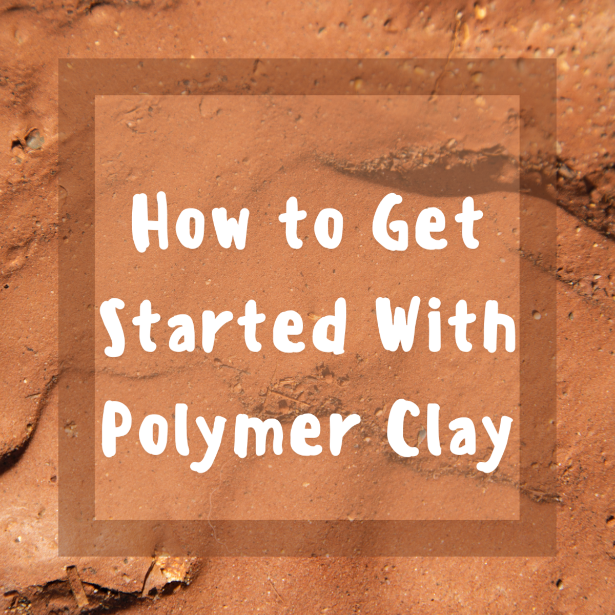 Learn about the basic supplies you'll need to get started using polymer clay