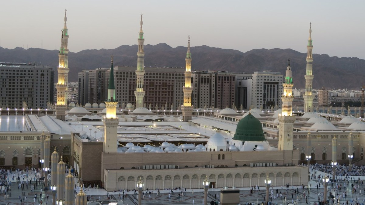 Overview Of Masjid An Nabavi