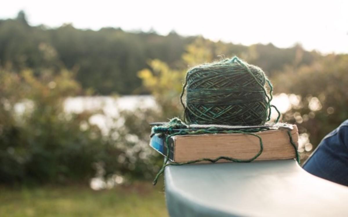 Knitting for Sanity