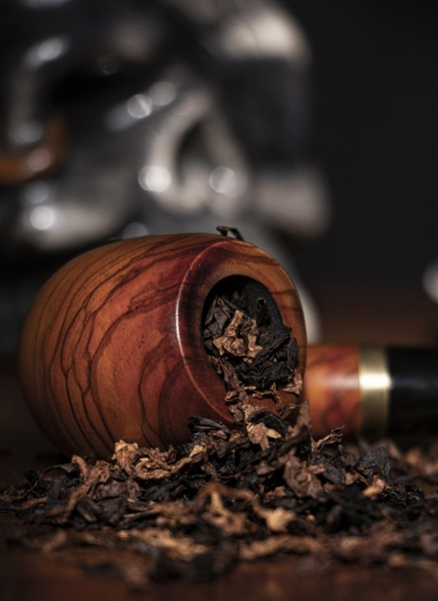 Why I Smoke a Pipe