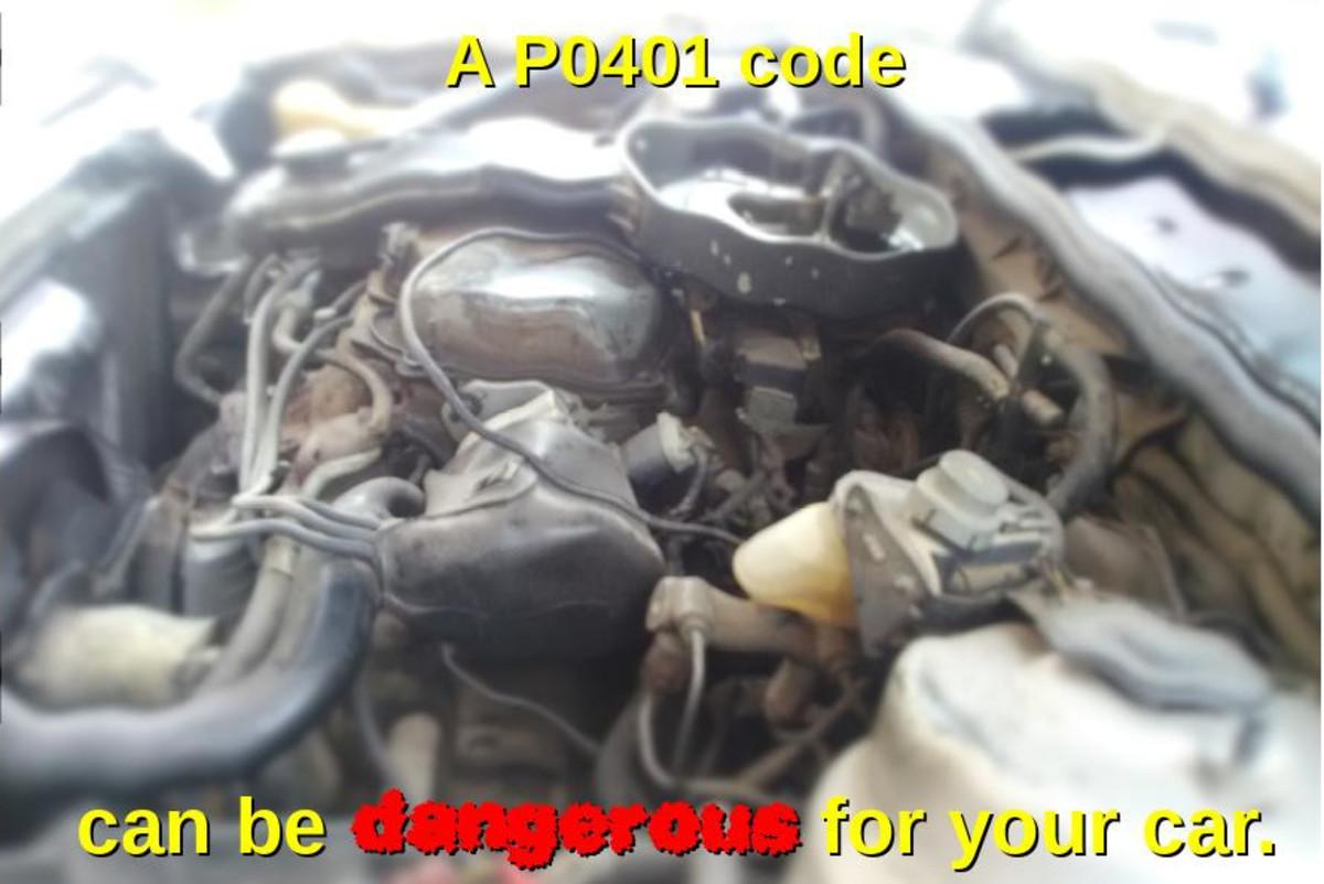 p0401代码原因