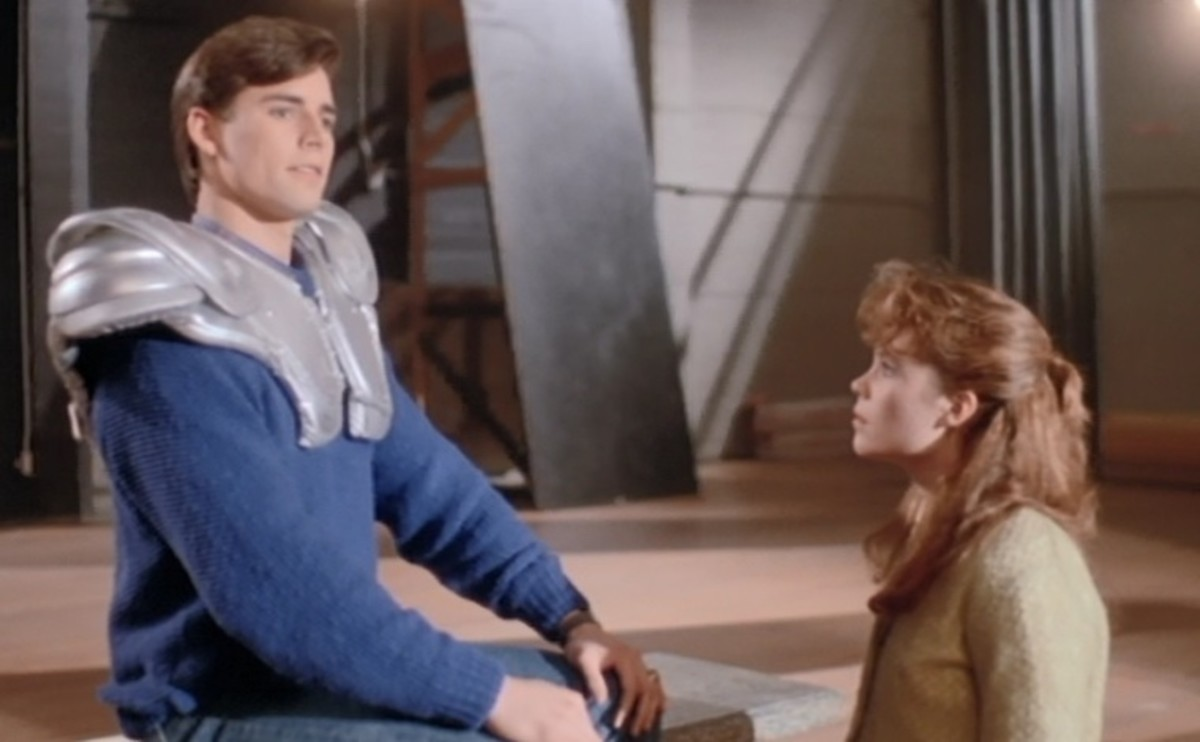The perfect guy represented in Teen Witch(1989)