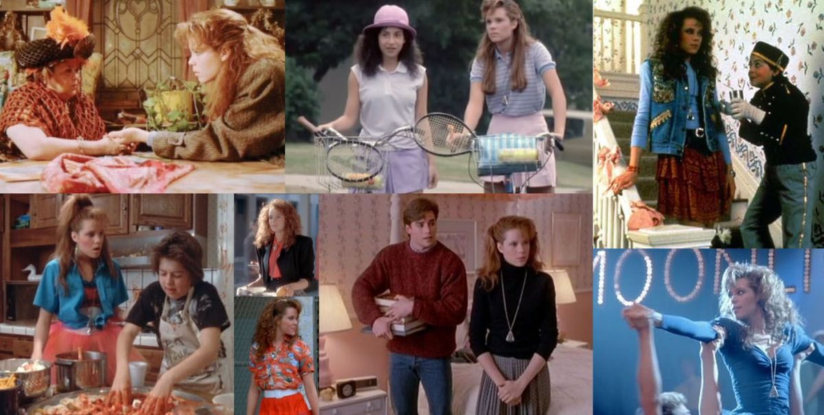 Compliation of photos from Teen Witch(1989)