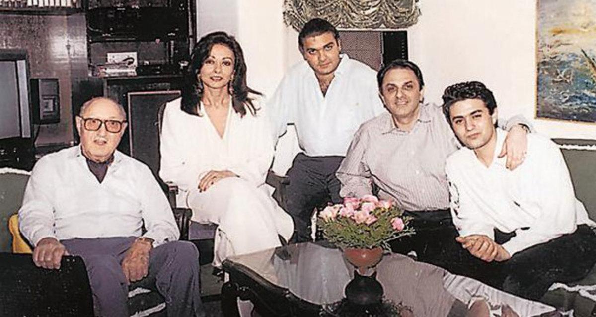Jinnah's Parsi relatives in Mumbai