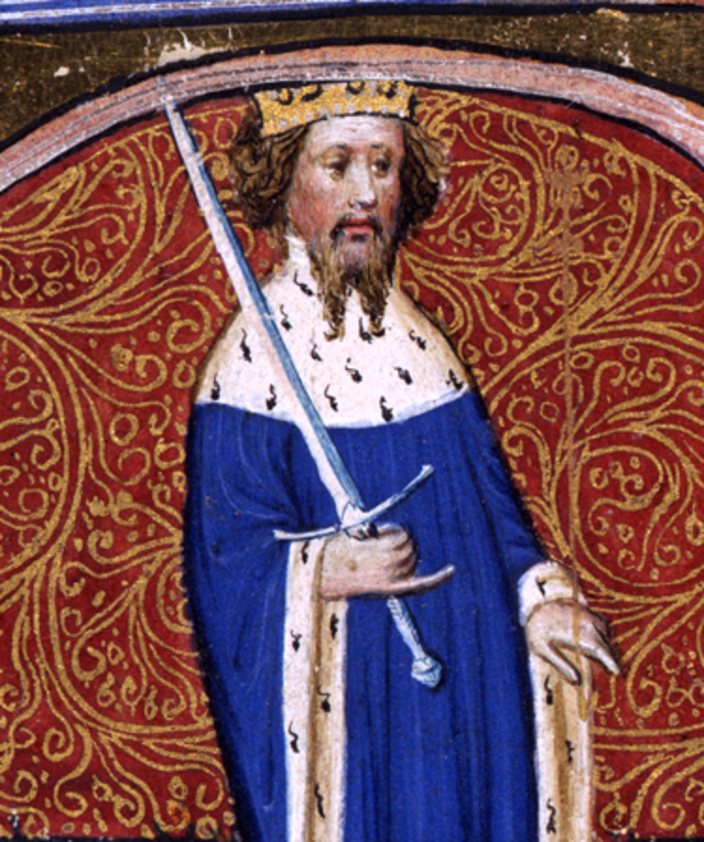 King Henry IV of England, Henry Bolingbroke.