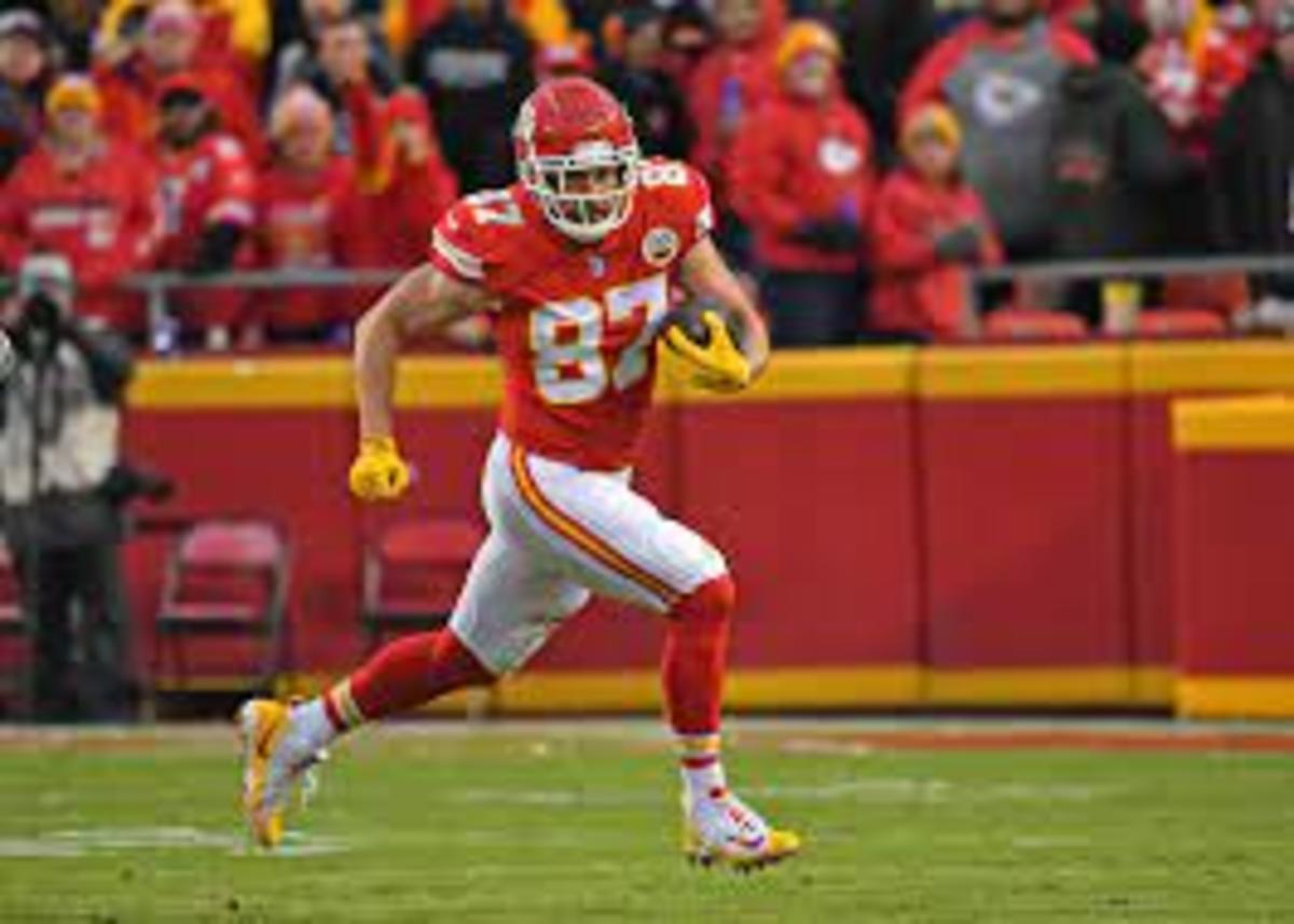 Tight ends are very important because there are only a few productive ones.
