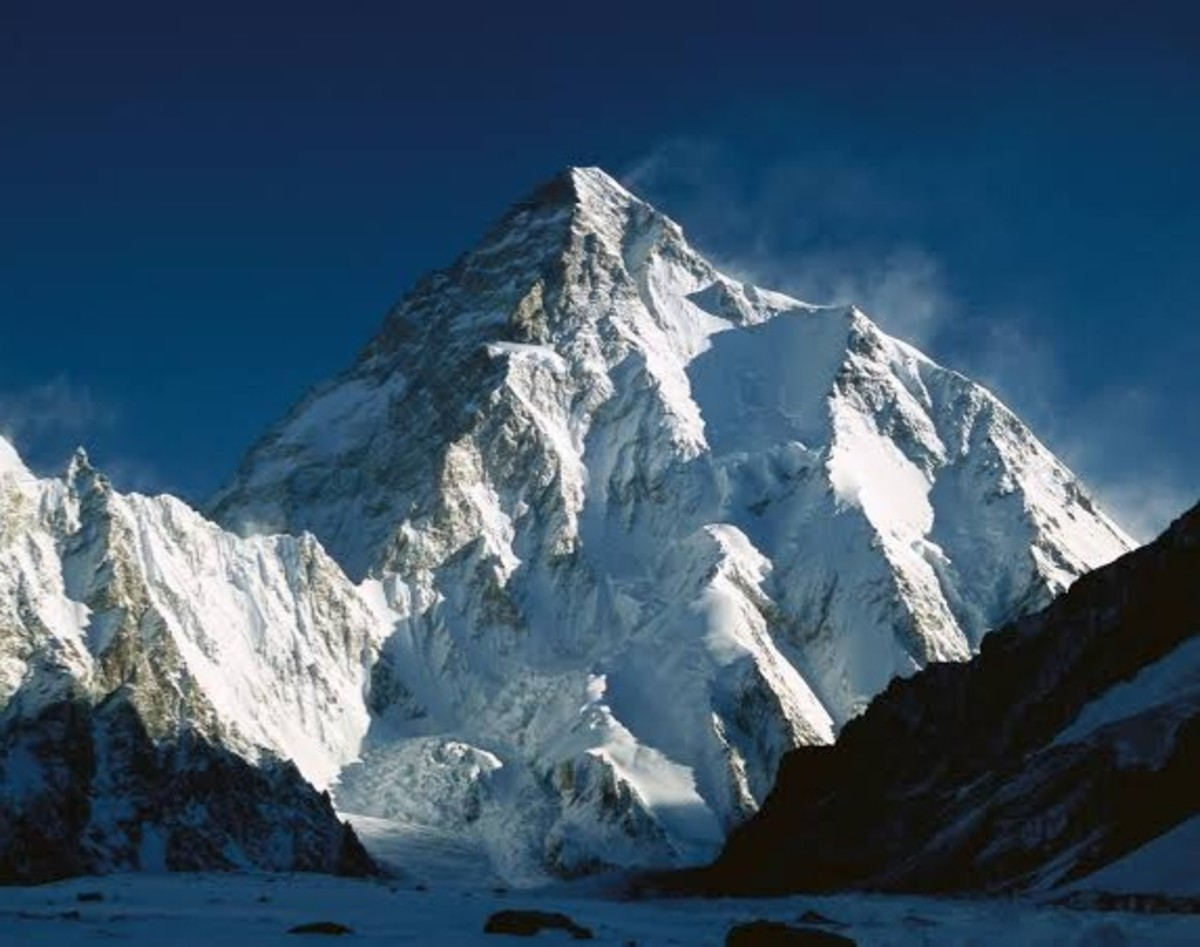 K2 aka the Savage Mountain
