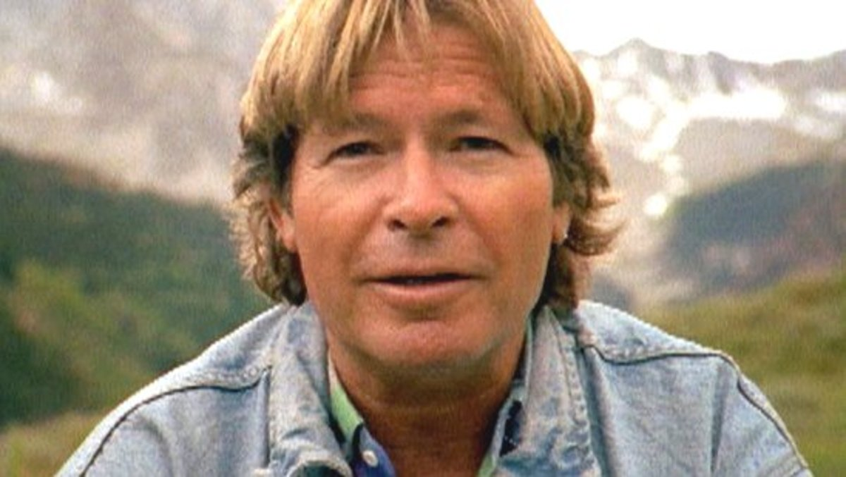 JOHN DENVER: LET THIS BE A VOICE Singing Nature's Song: Denver's Life and Work