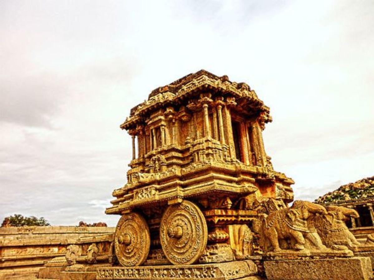 Pillars- Vijaya Vittala Temple