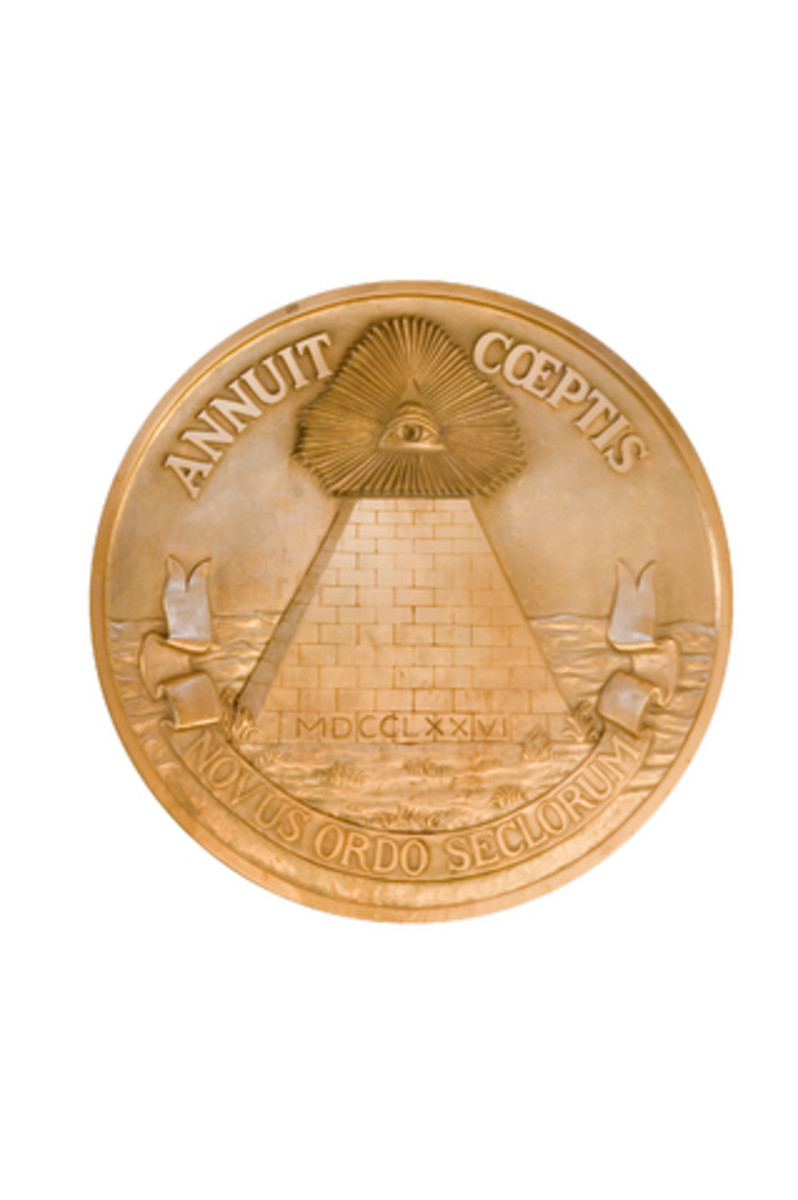 U.S. Pyramid Seal.  Photo by Lightscribe@Dreamstime.com