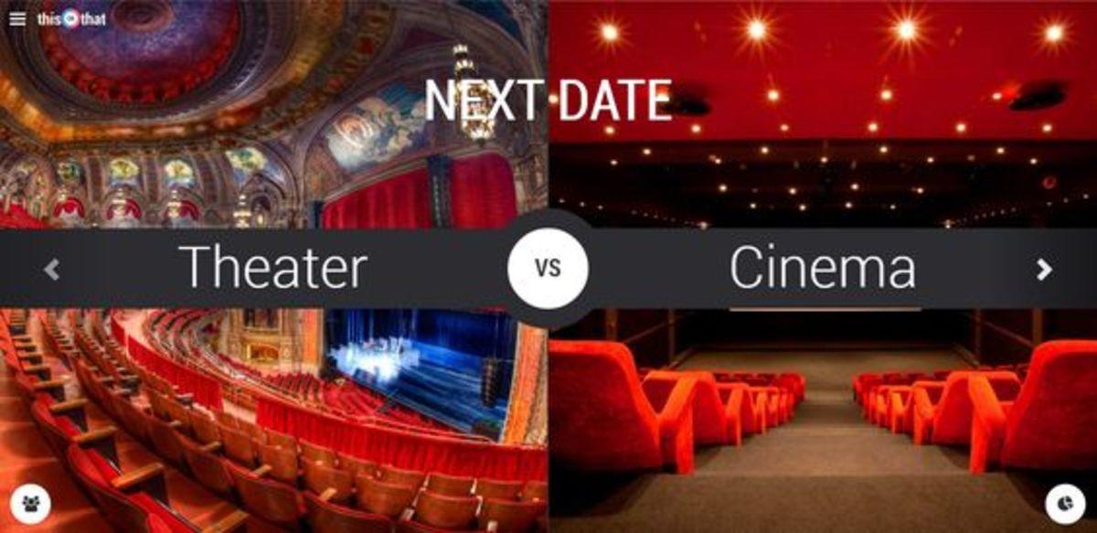 Cinema and Theatre Hall