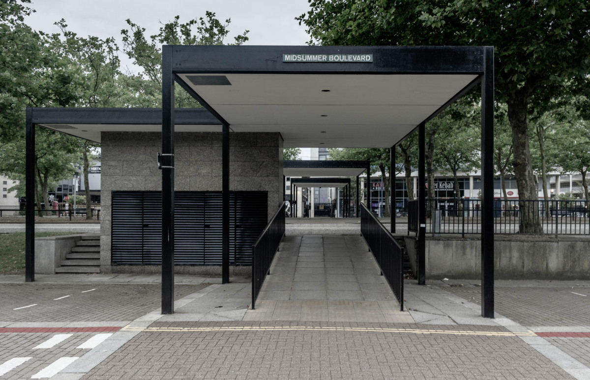 Central Milton Keynes Design Ethos