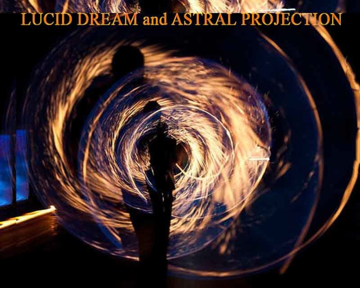 Astral travel is real and also a pleasure