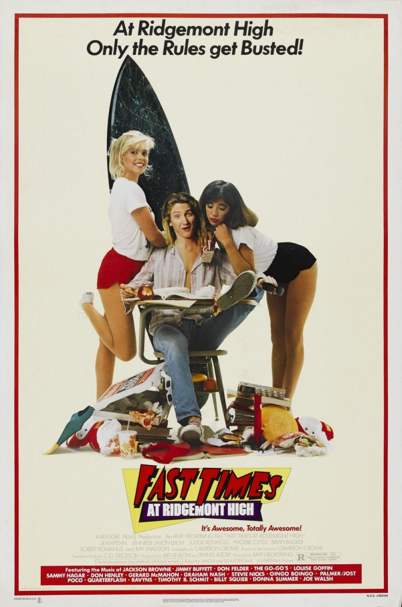 Film Review: Fast Times at Ridgemont High