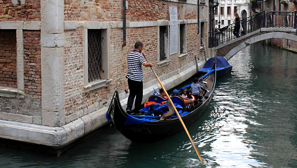 Venice - around every corner there is a photographic opportunity