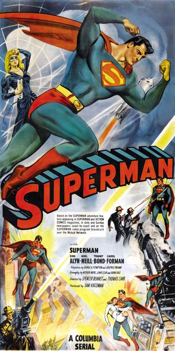 Superman (1948) poster