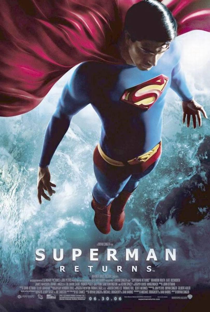 Superman Returns (2006) poster