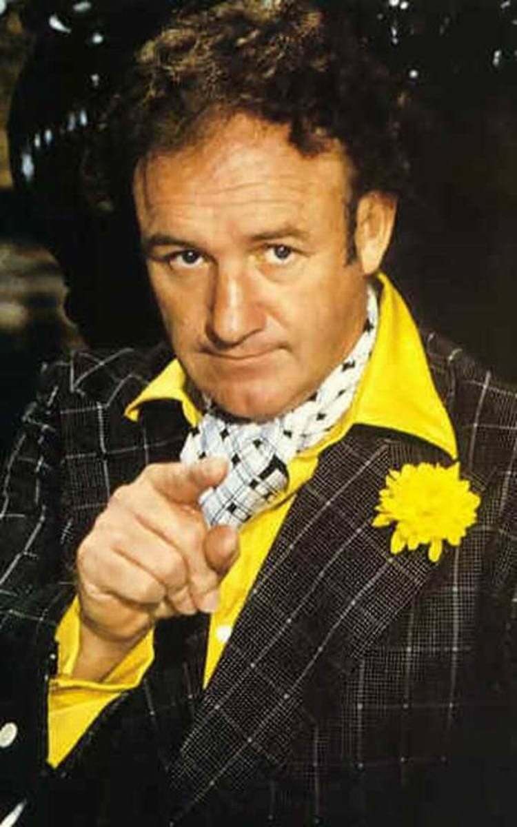 Gene Hackman in Superman the Movie (1978)