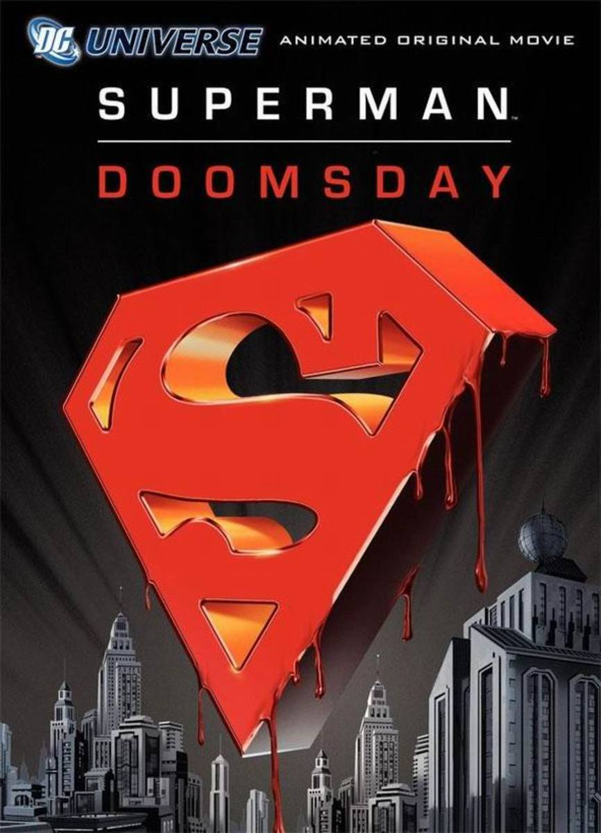 Superman: Doomsday (2007) poster