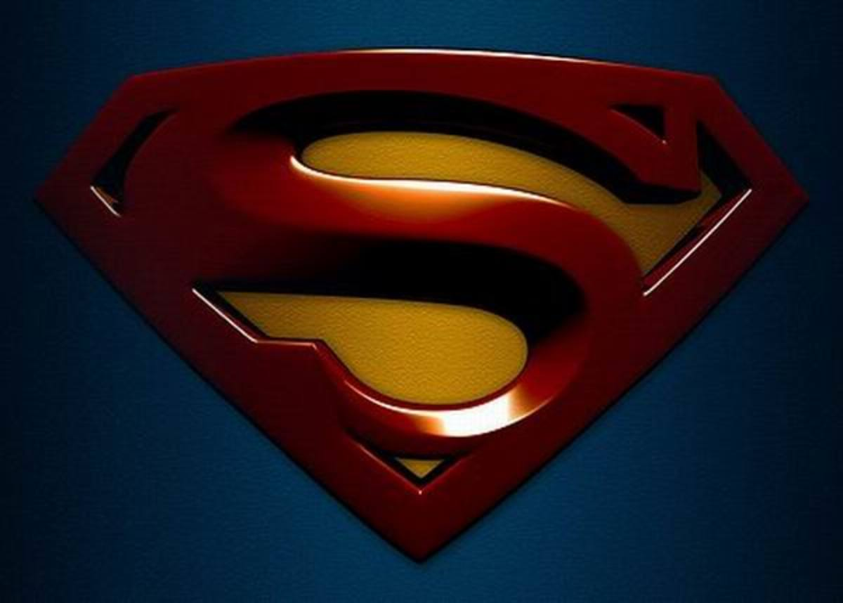 Superman Returns (2006) logo