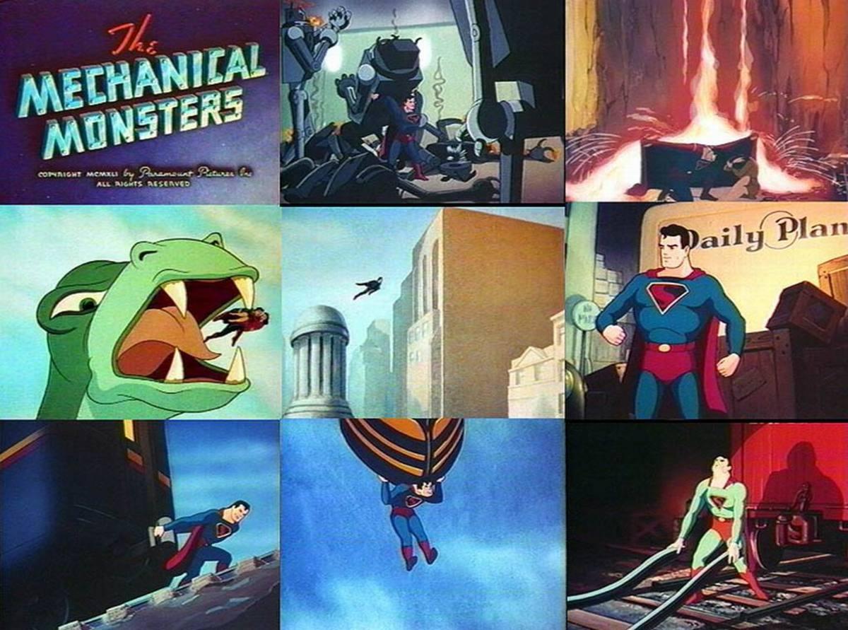 Superman (1941) Max Fleischer