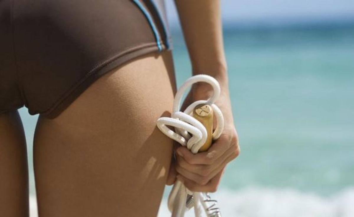 How skipping rope can reduce stress