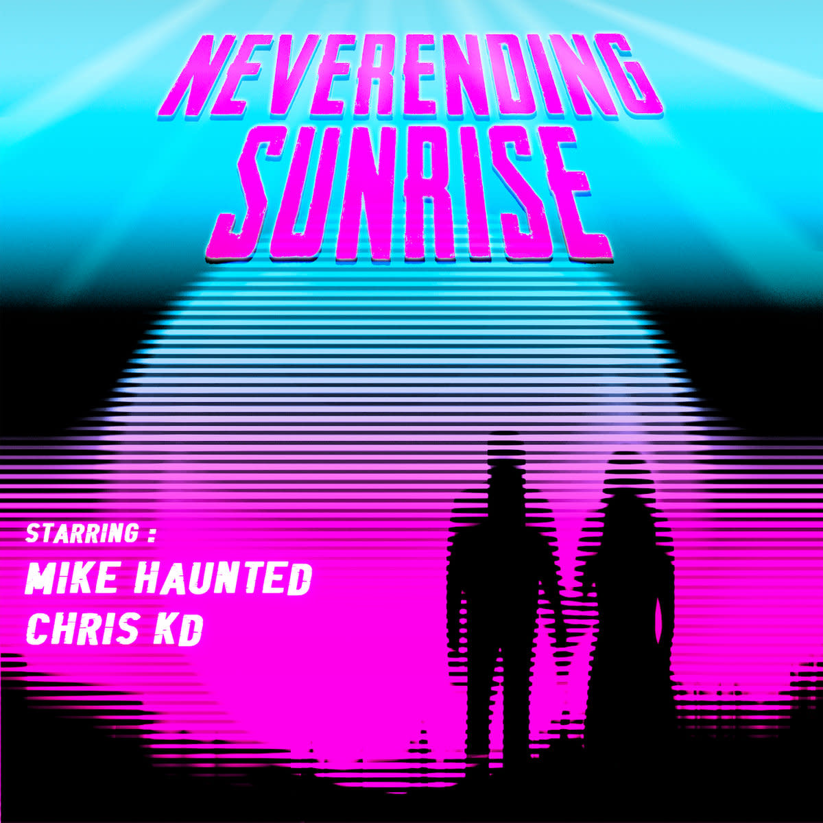 synth-single-review-neverending-sunrise-by-mike-haunted-chris-kd