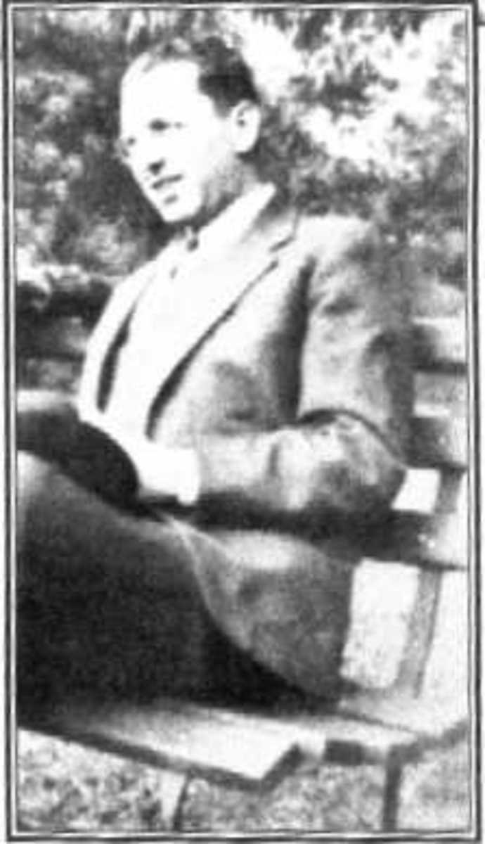 HENRY LESSER: THE MAN WHO BEFRIENDED PANZRAM